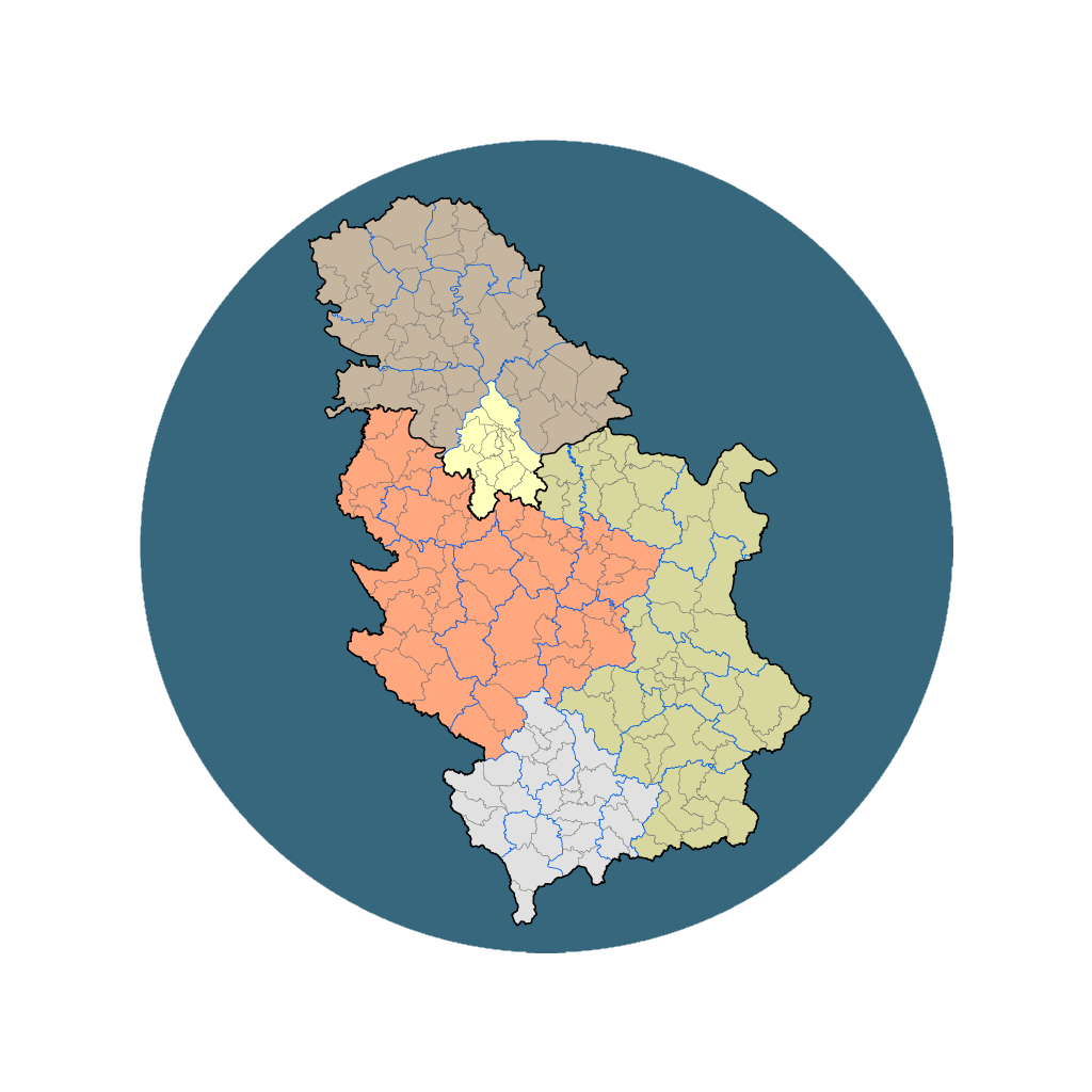 Local Self-governments in Serbia